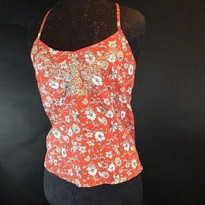 Hollister Women's floral pattern Top